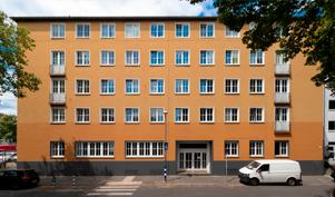 Jugendwohnen Ehrenfeld