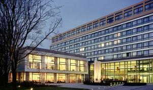 Umbau und Erweiterung Dorint Hotel, Wiesbaden