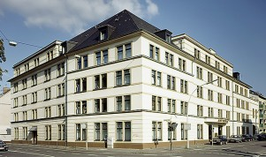Umnutzung Joseph-Haydn-Haus, Bonn