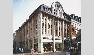 Fassadensanierung Flingerstraße 32, Düsseldorf