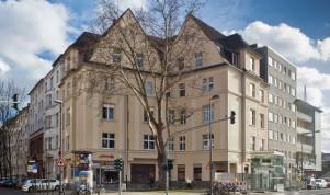Fassadensanierung Bonner Str., Köln