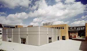 Neubau Gewerbe-Zentrum Mönchengladbach