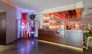 Foyerumbau für die Hofburg, Dorint Koeln