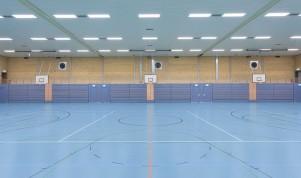 Sanierung Sporthalle, Sankt Augustin