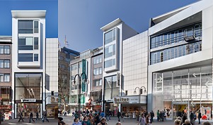 Revitalisierung Schildergasse 52, Köln