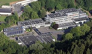 Klimafreundliche Modellsanierung Gesamtschule Kürten